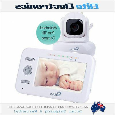 """ORICOM SC850 SECURE850 DIGITAL BABY MONITOR 4.3"""" COLOR LCD D"""
