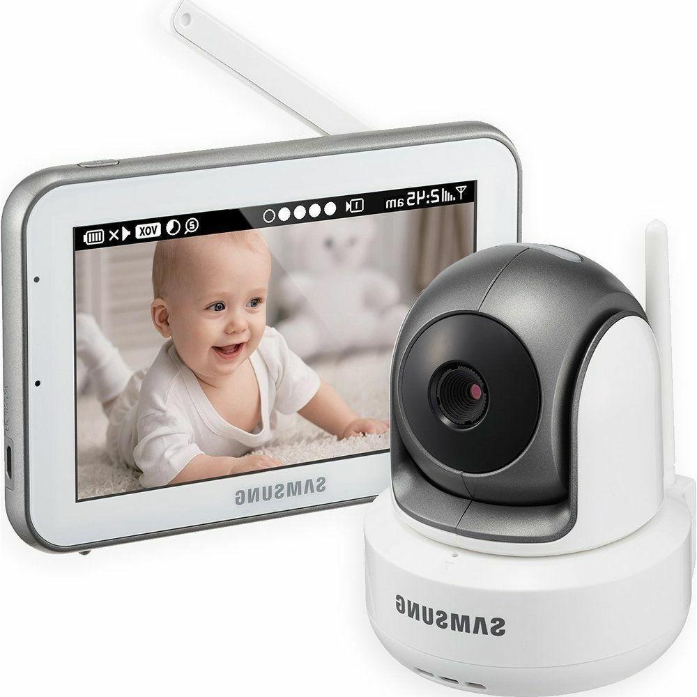 Samsung SEW-3043W Wireless Touch Screen Baby  Monitor or Cam