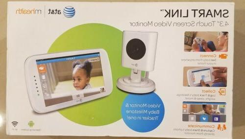 AT Smart Link 4.3 Inch Touch Screen Video Monitor