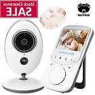 Smart Baby Monitor Video Screen Safety Infant Night Vision C