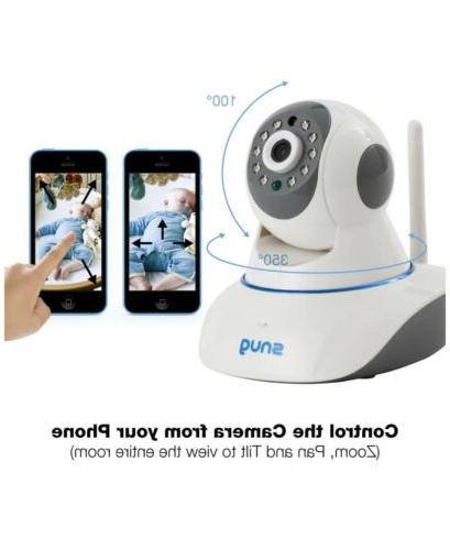 SNUG Video Camera and Android