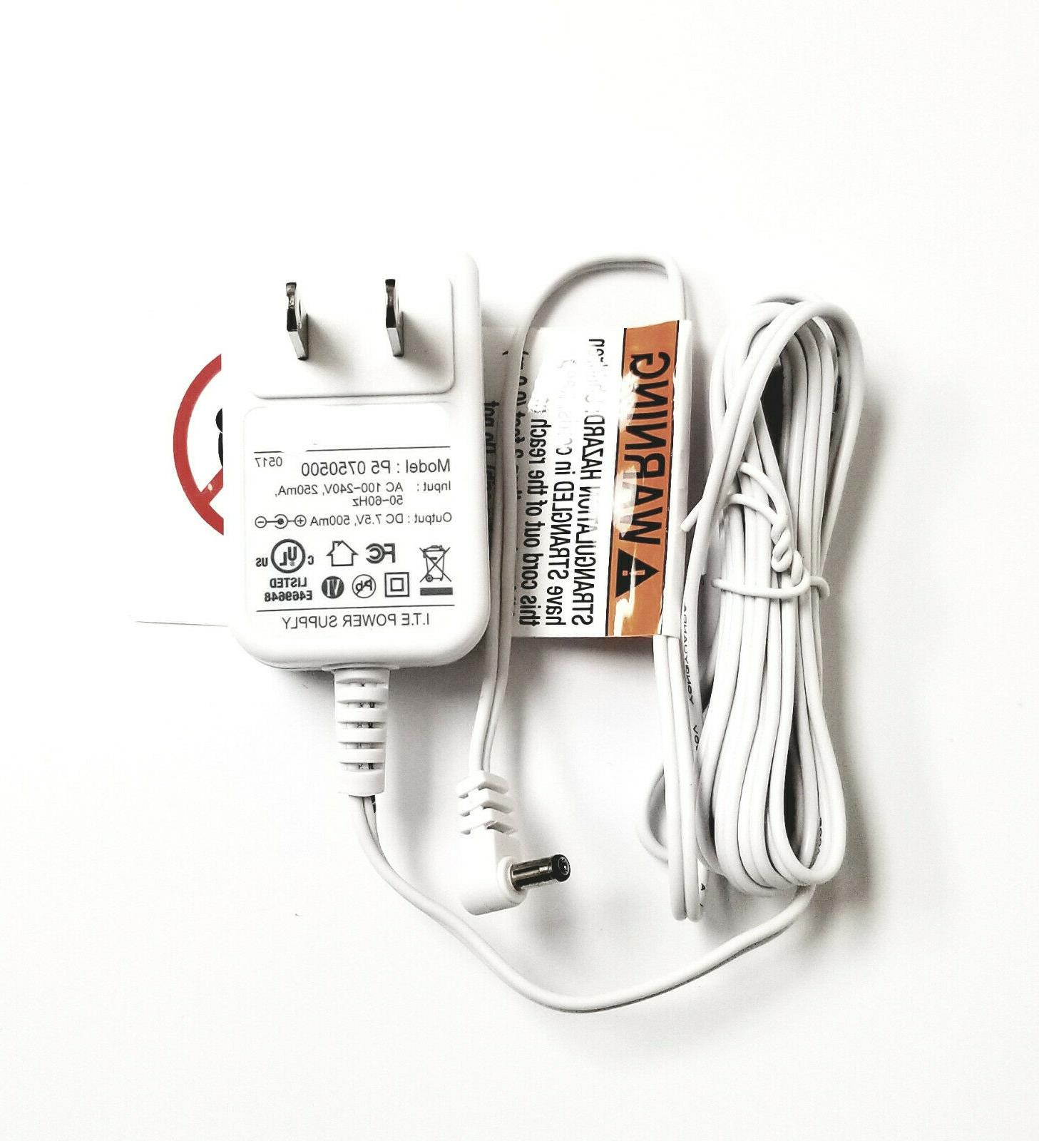 summer infant baby monitor ac power