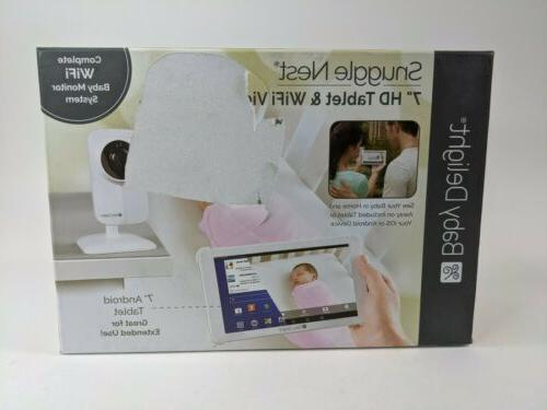 "Baby Delight 7"" HD Tablet and WiFi Video Monitor - BD4060"