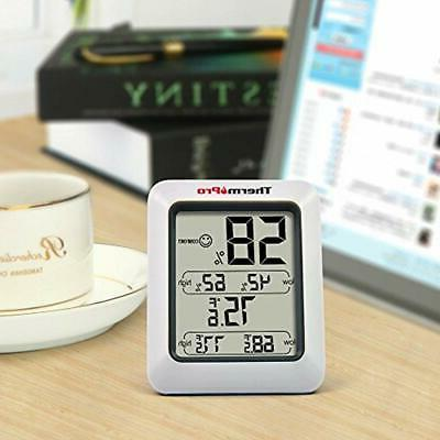 TP50 Thermometer Room And Gauge Monitor