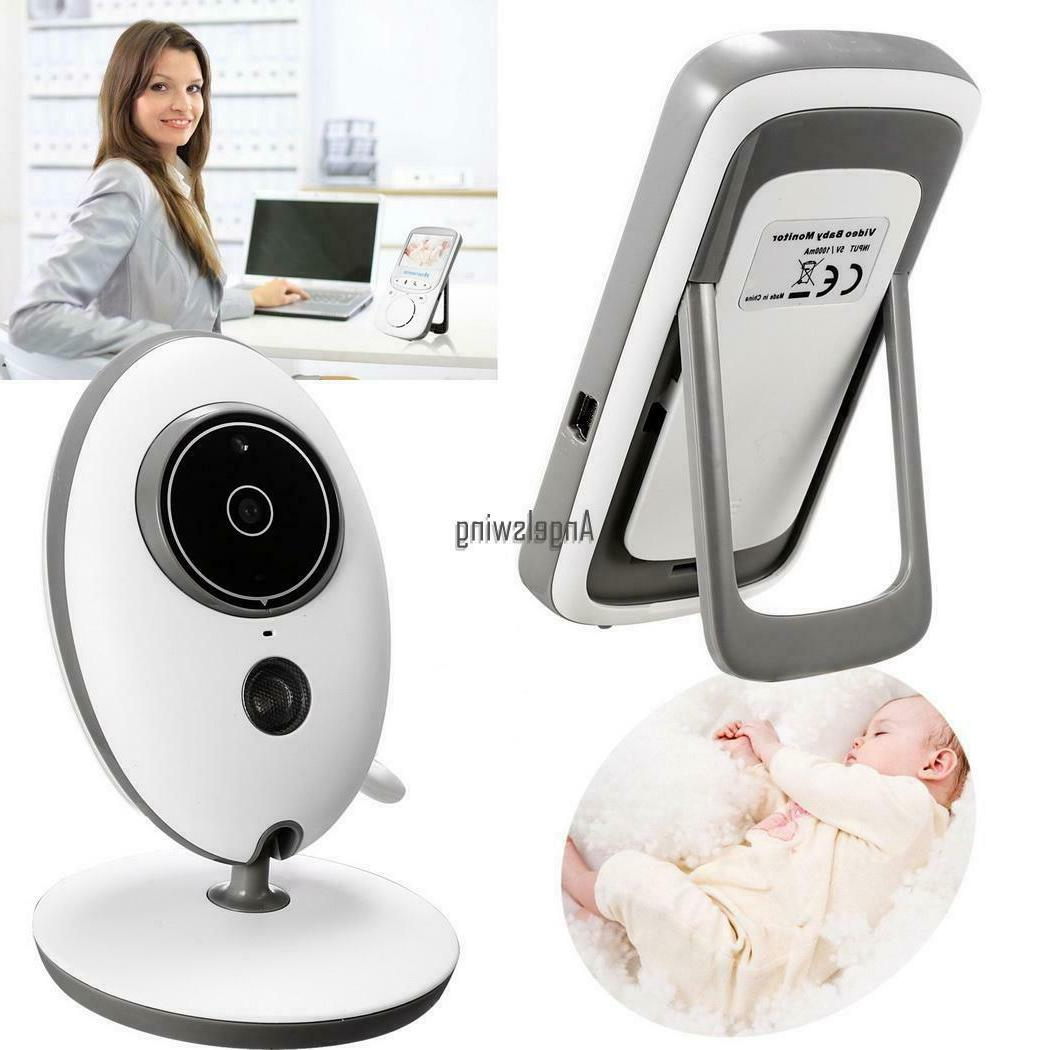 Video Baby Monitor Wireless Digital Camera Night Vision