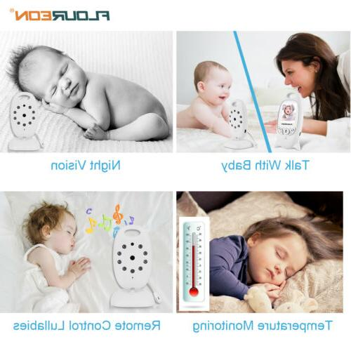 Video Baby Monitor 2-Way Talk Wireless Vision