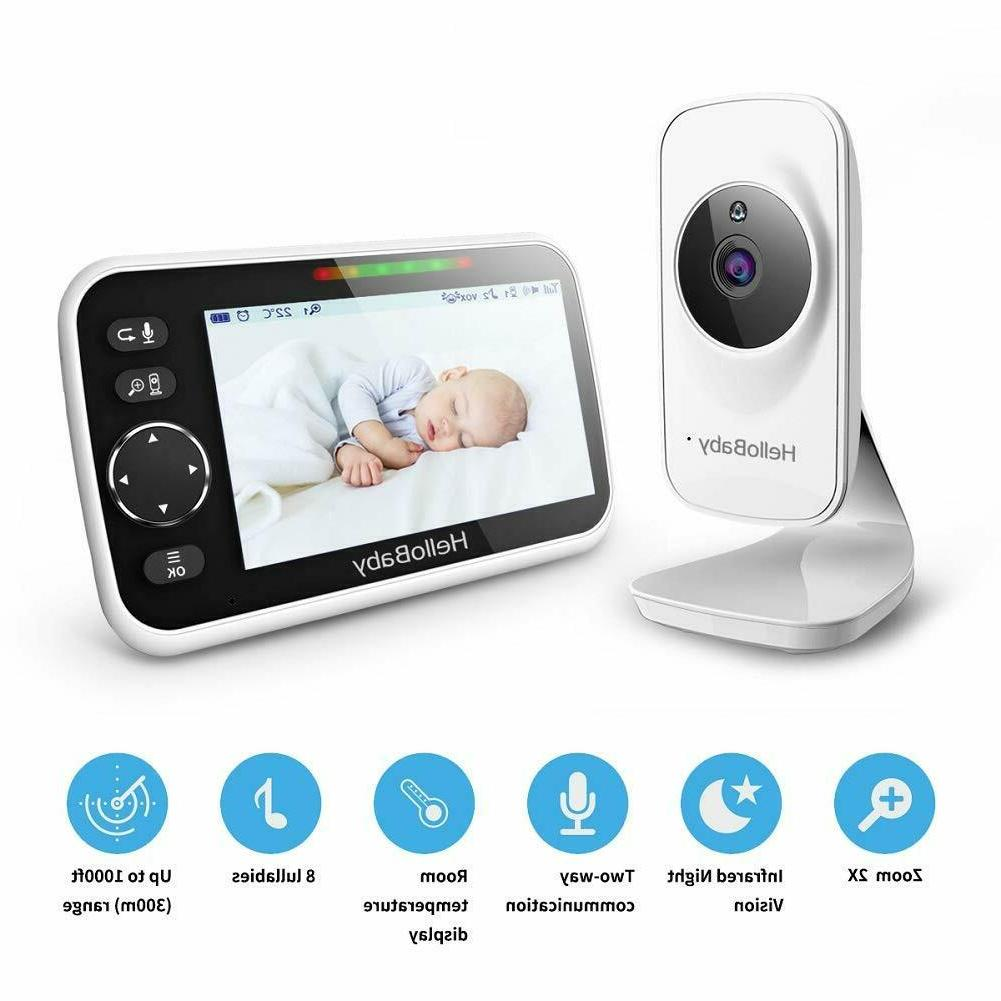 HelloBaby Monitor LCD Screen, V...