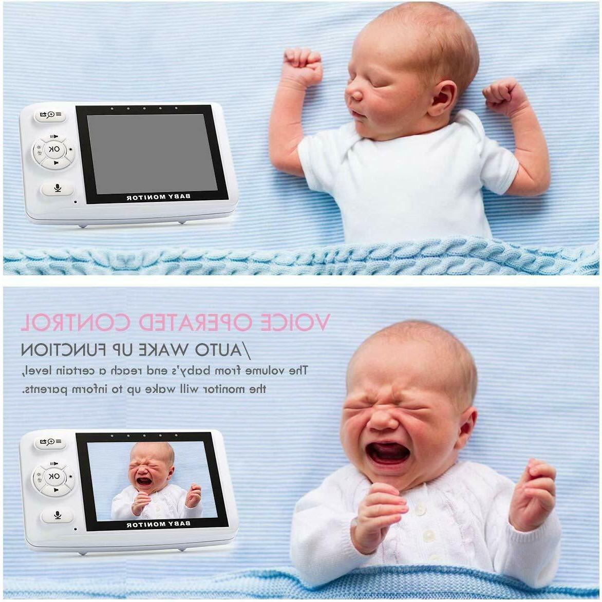 ENSTER Video Monitor with Two-Way
