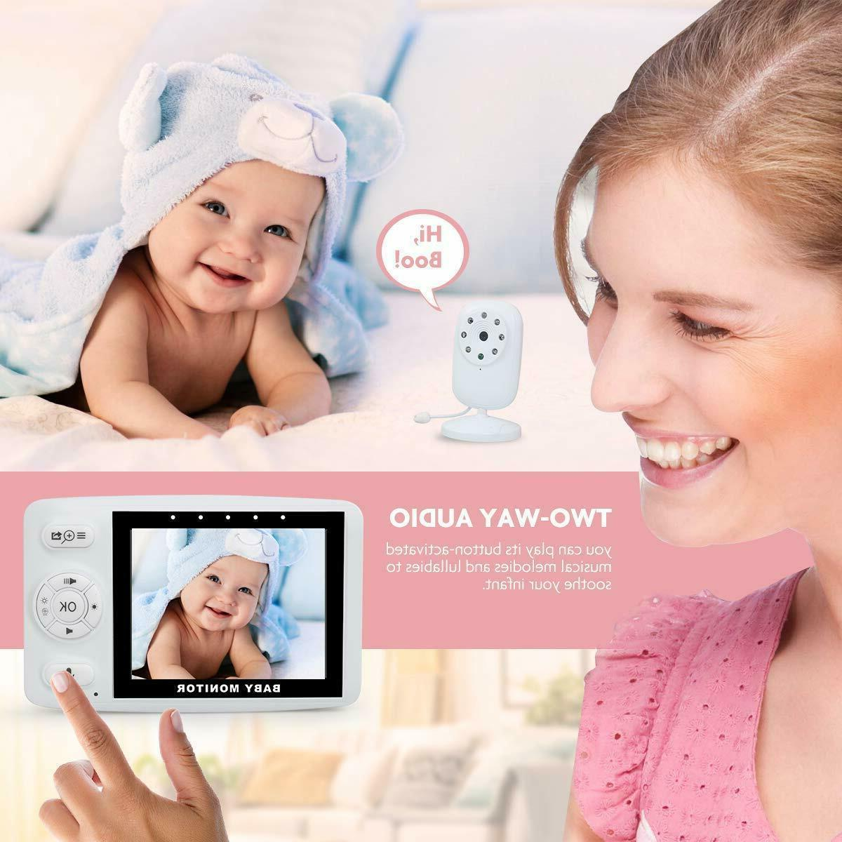 ENSTER Video Baby with Digital Camera, Audio, Inch