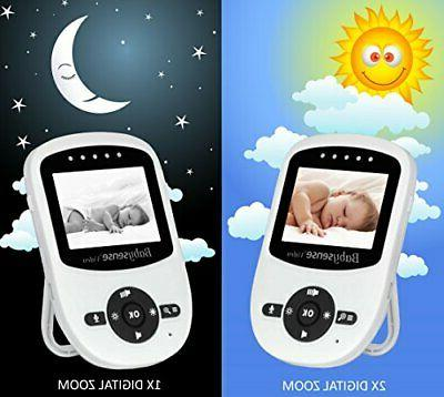 Babysense Video Monitor with Infrared