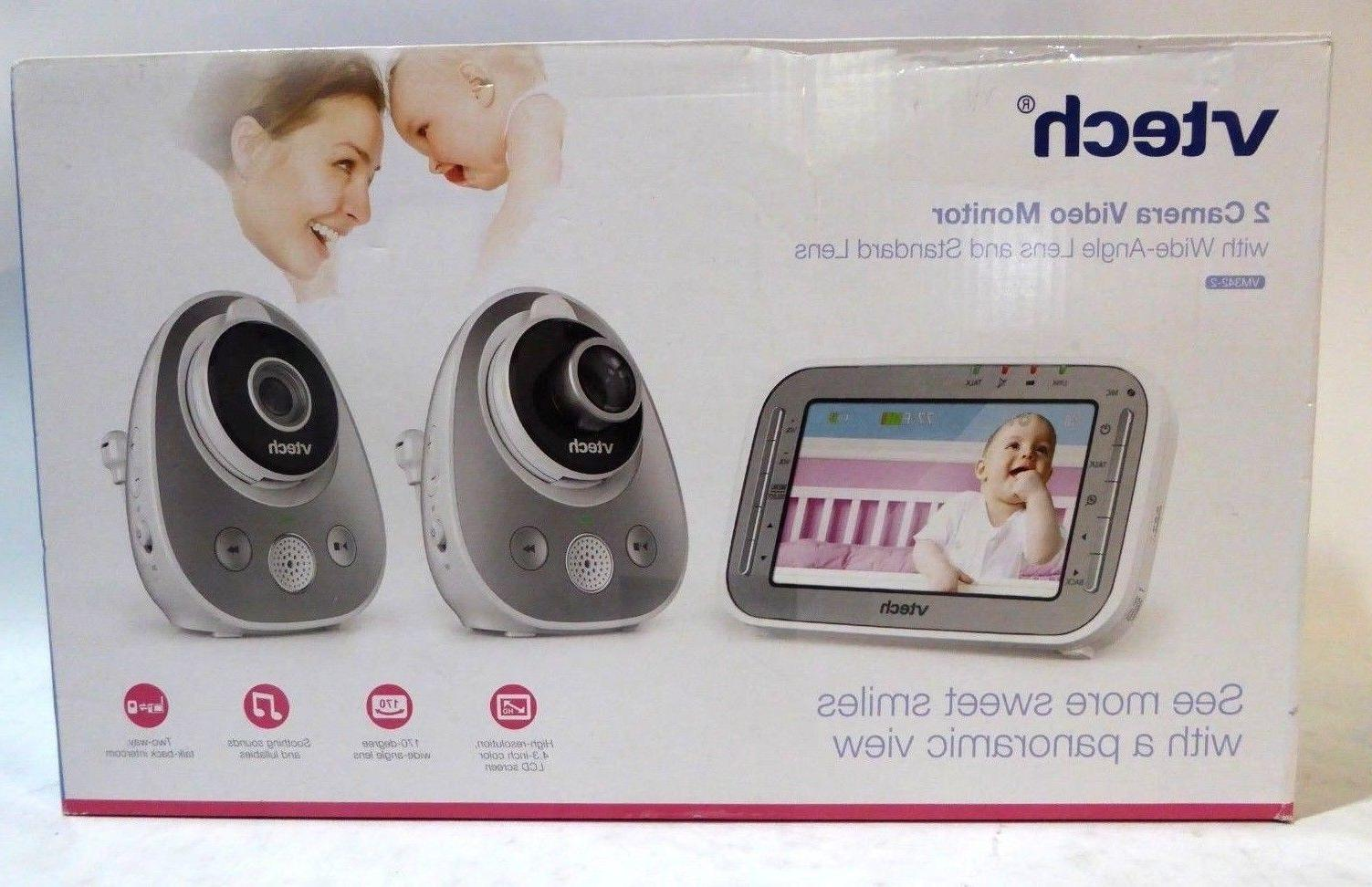 Vtech Expandable Baby Monitor 2 Cameras SALE!