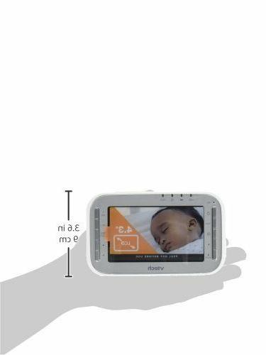 VTech VM342-2 Video Monitor Wide-Angle Lens Cameras