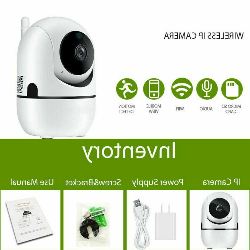 WIFI 1080P HD P2P Wireless IR Cut Security IP Camera Night V