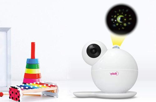 iBaby Wifi Monitor 1080P with Early and