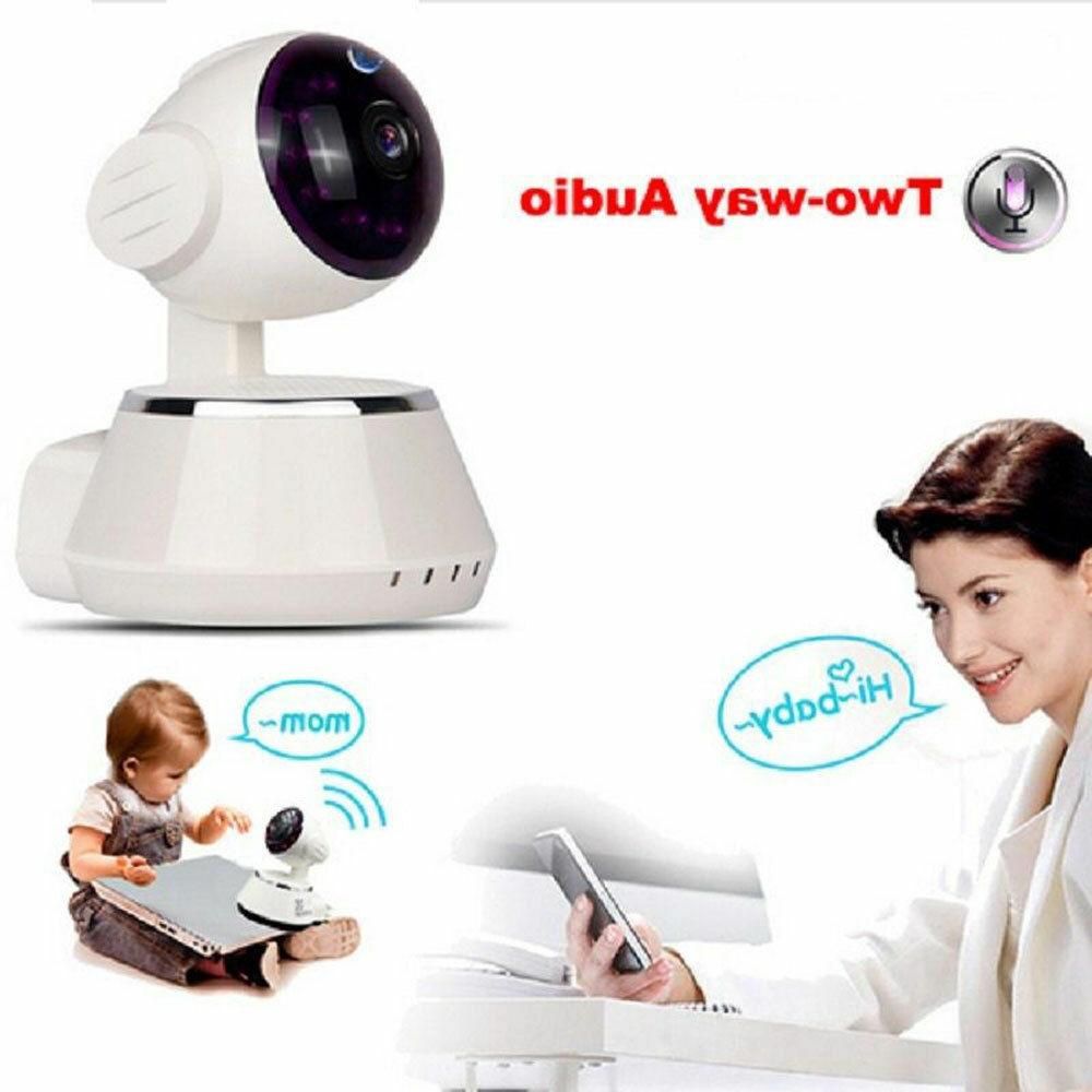 WIFI IP Camera Baby Monitor Tilt 720P Security Network CCTV
