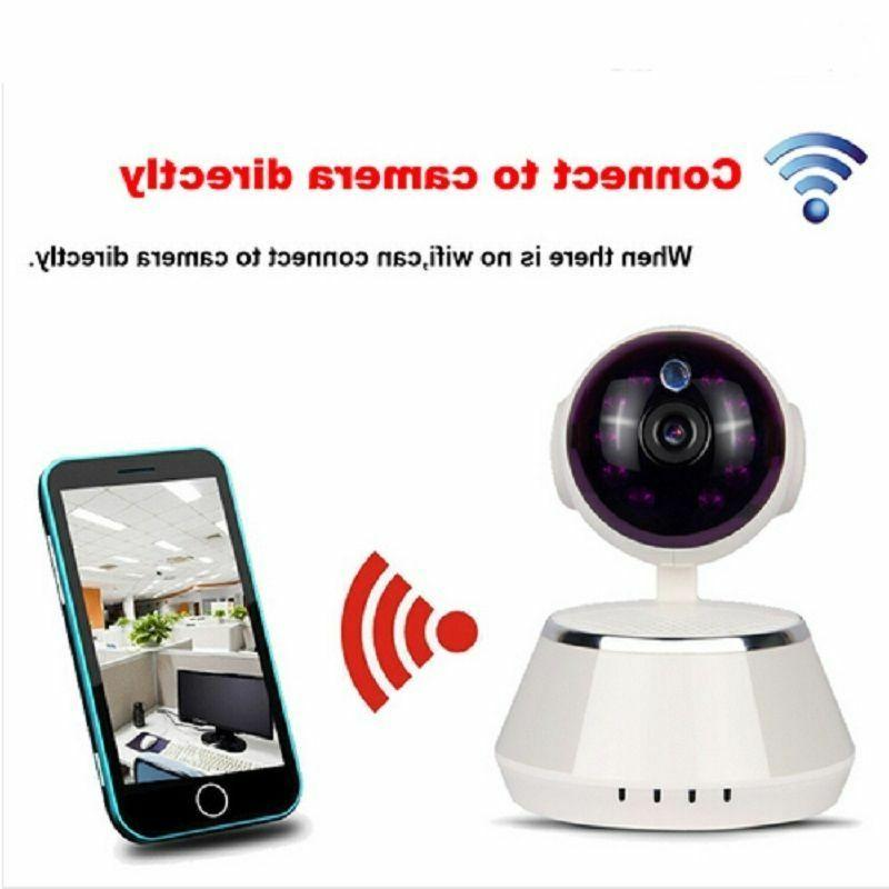 WIFI Camera Baby Monitor 720P Security Network Webcam