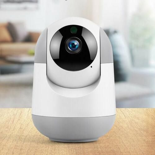 FREDI Smart Surveillance Camera Baby Monitor 720P WIFI IP Se