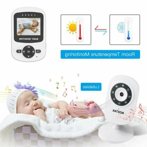 "Video 2-Way Talk 2.4"" Digital Wireless LCD MY"
