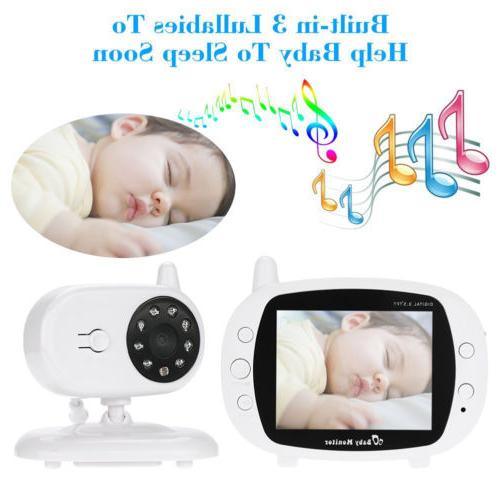 Wireless Digital Color LCD Night Vision