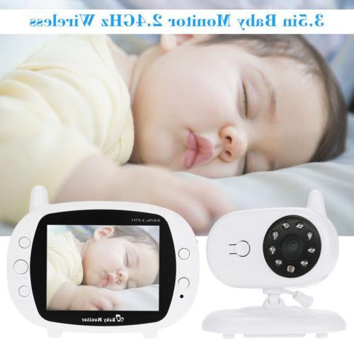wireless 2 4ghz digital color lcd baby
