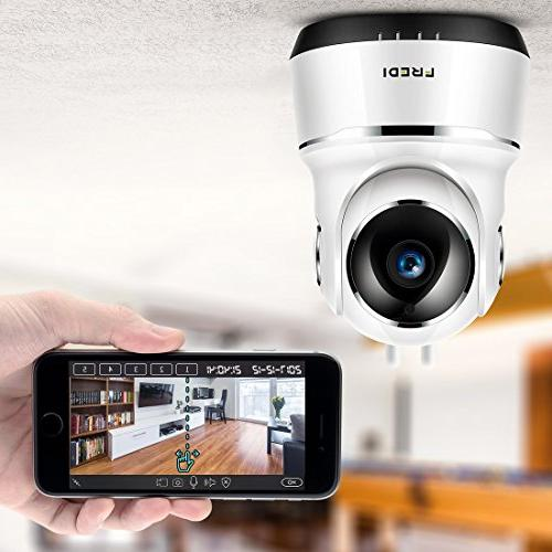Wireless IP Camera IP Camera Two-Way Talking,Infrared Tilt