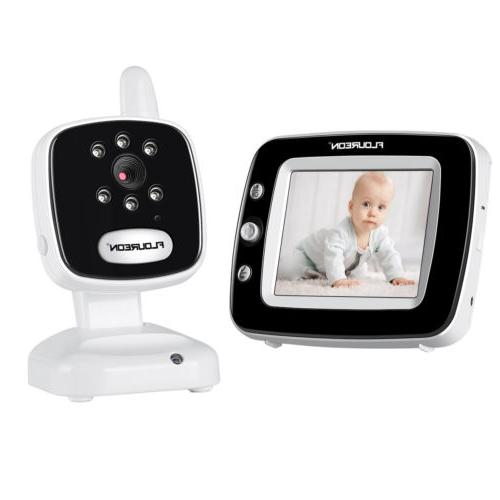 Wireless 1080P Baby Monitor IP Camera Night Vision Security Cam Motion Detection