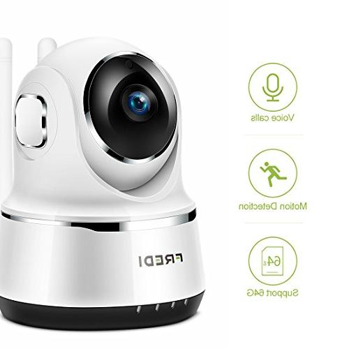 Wireless IP IP Camera Two-Way Talking,Infrared Tilt