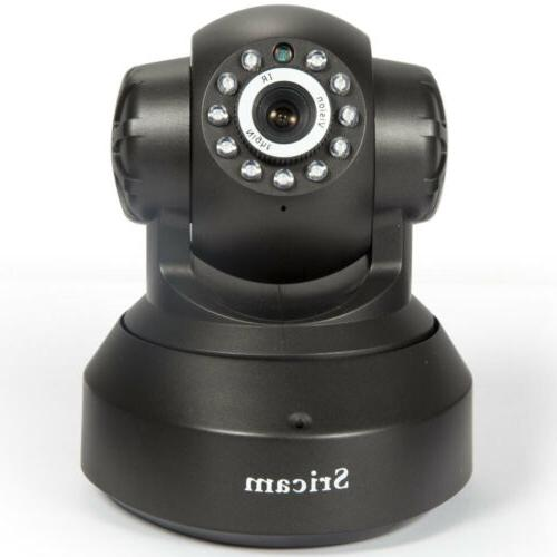 Wireless Network Baby Monitor Security IP Vision