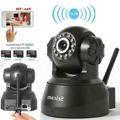 Wireless Network Baby Monitor Security IP Camera P2P Motion