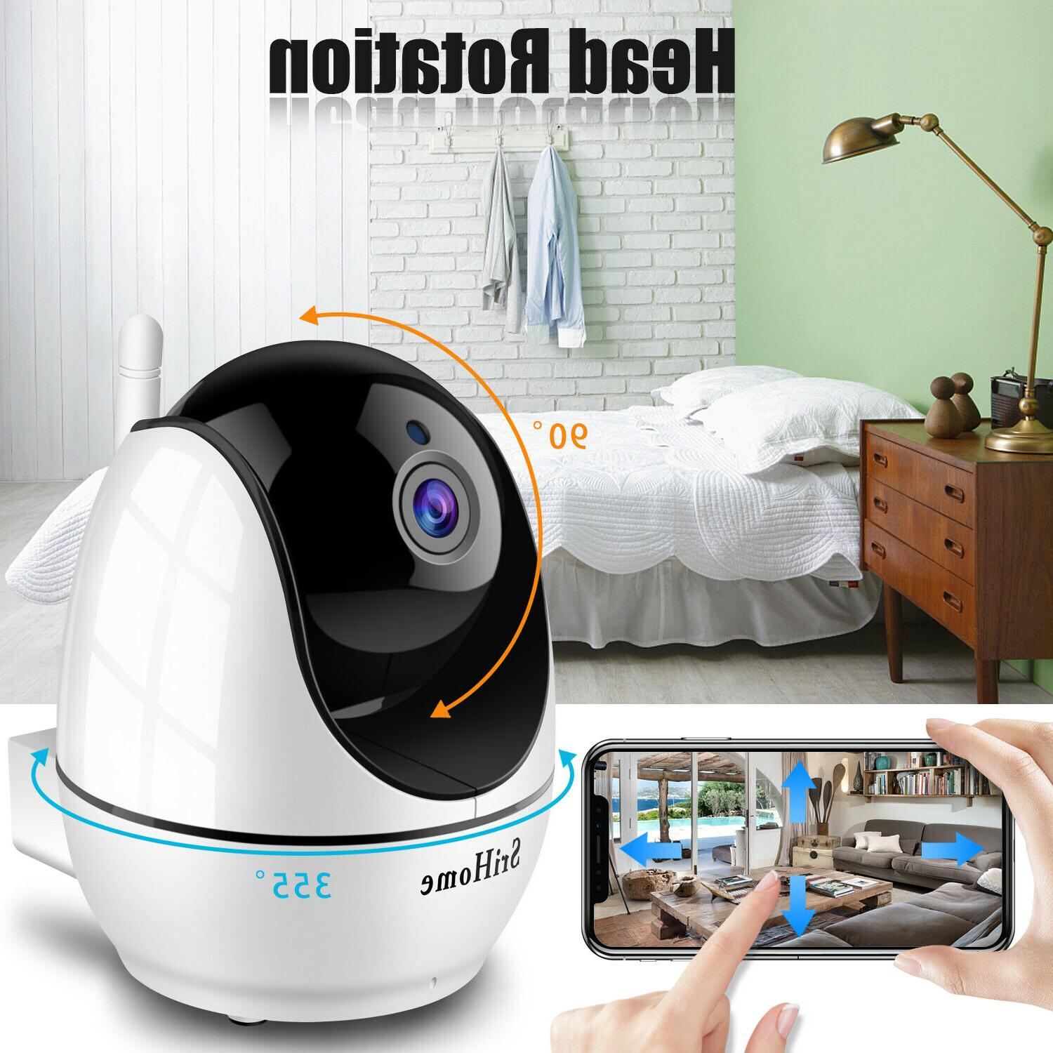 Wireless Camera Indoor Home Monitor Vision