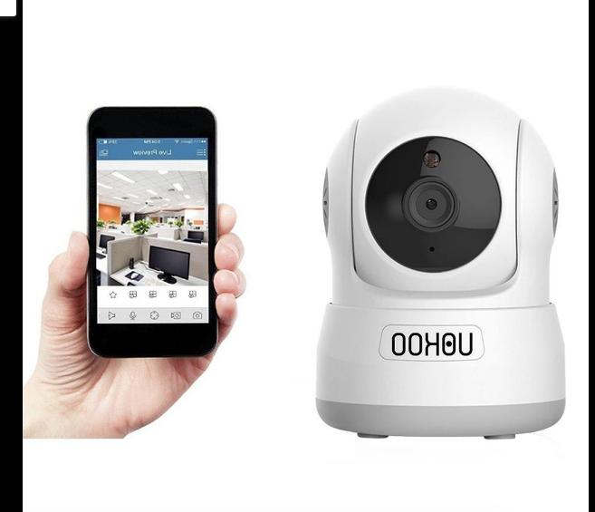 wireless security camera uokoo 720p home wifi surveillance s