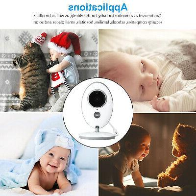 Wireless Video LCD Surveillance Way Audio USA