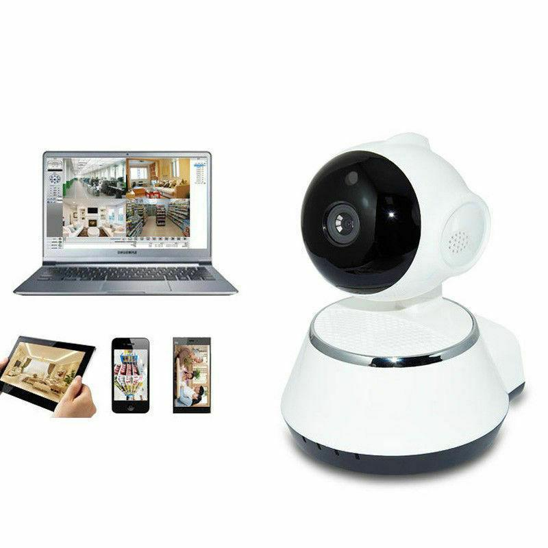 Wireless WIFI HD IR Night Baby