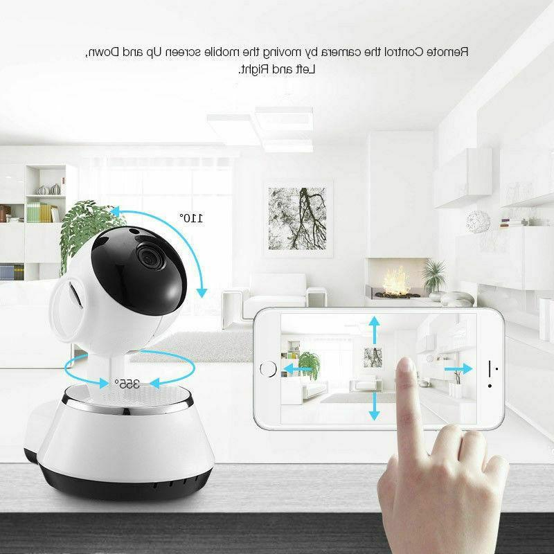 Wireless WIFI HD Security IP Camera IR Night Home Baby