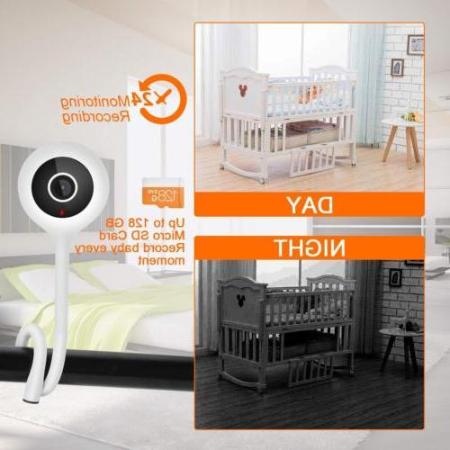 Wireless Baby Monitor Detection 2 Audio IR
