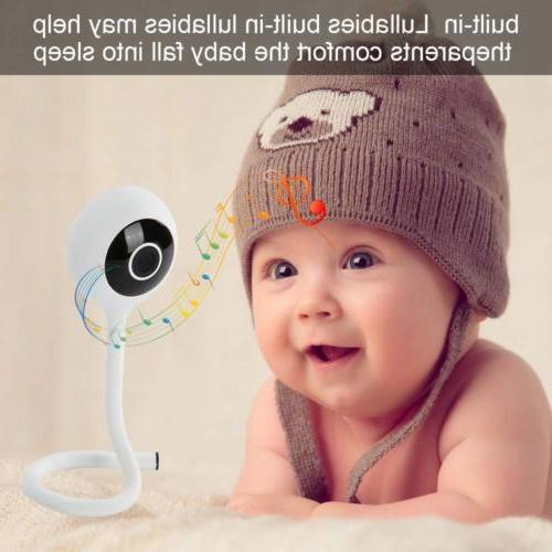 Wireless Wifi Baby Temperature Audio IR