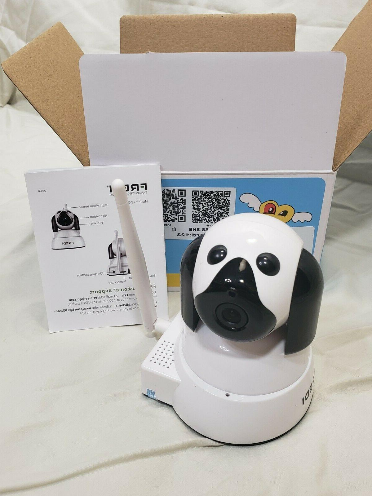 FREDI YY-SNB 720P Wifi IP Camera Baby Wireless new never used