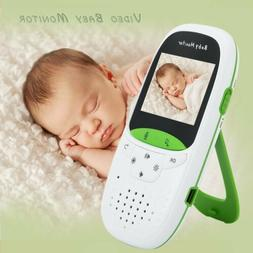 LCD Wireless Baby Monitor System Camera & Video Child Home S
