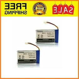AOTU 2-Pack 1500mAh Lithium-ion Replacement Battery for Infa
