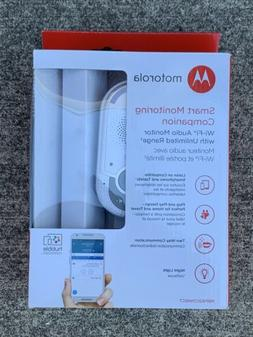 Motorola MBP162CONNECT Wi-Fi Audio Monitor with Unlimited Ra