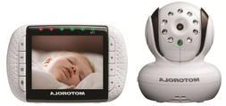 Motorola MBP36 Remote Wireless Video Baby Monitor withColor