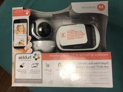 Motorola MBP853CONNECT Dual Mode Baby Monitor with MBP85 HD