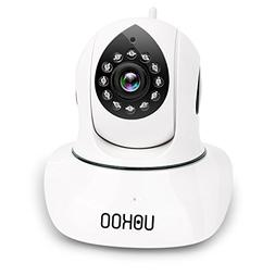 Wireless Security Camera, UOKOO HD WiFi Surveillance IP Came