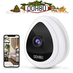 UOKOO Mini IP Camera Security Camera, Wi-Fi Wireless Securit