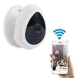 Mini Wireless Home Security Camera WiFi Surveillance IP Came