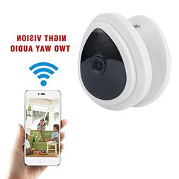 Mini Wireless Home Camera WiFi Office Security IP Cameras Na