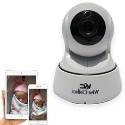 Mobile Device Baby Monitor, Wifi Connection Baby Camera - Ba