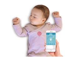 - MonBaby Smart Button a Smart Breathing and Movement Monito
