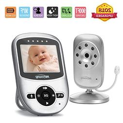 Video Baby Monitor with Camera and Audio , Infrared Night Vi