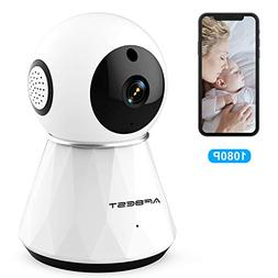 Baby Monitor with WiFi Camera,Smart WiFi Baby Camera 1080P H